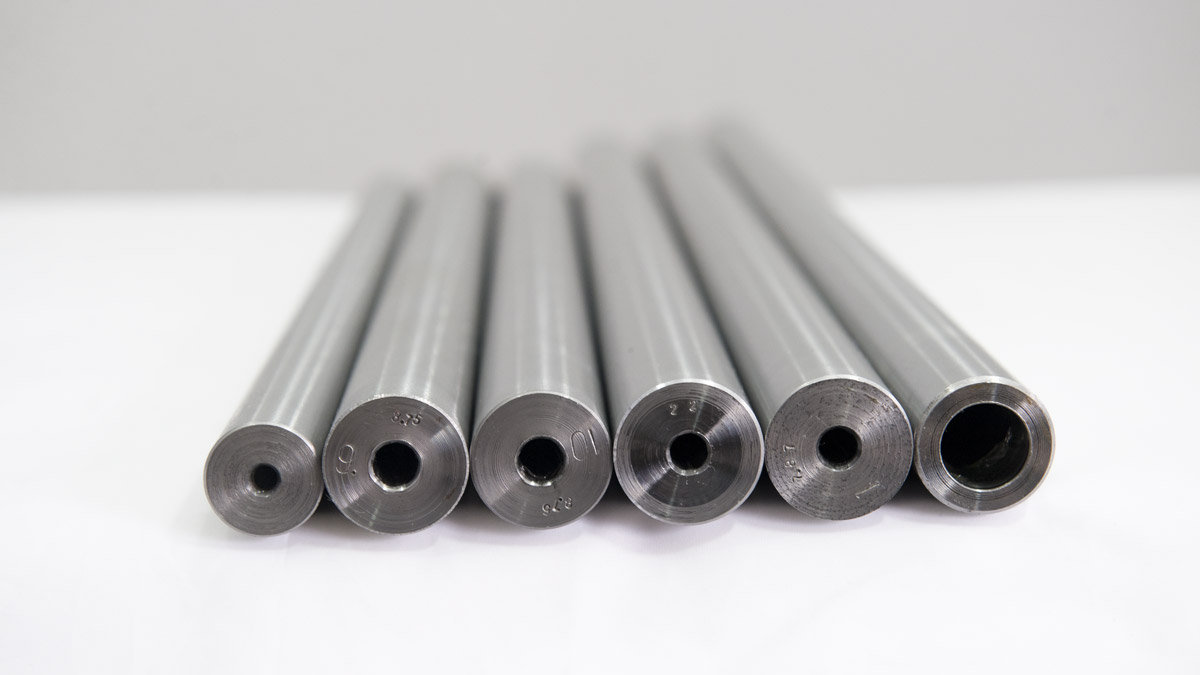Rifle Barrel Blanks Produced by ZPV Proizvodnja   Luger